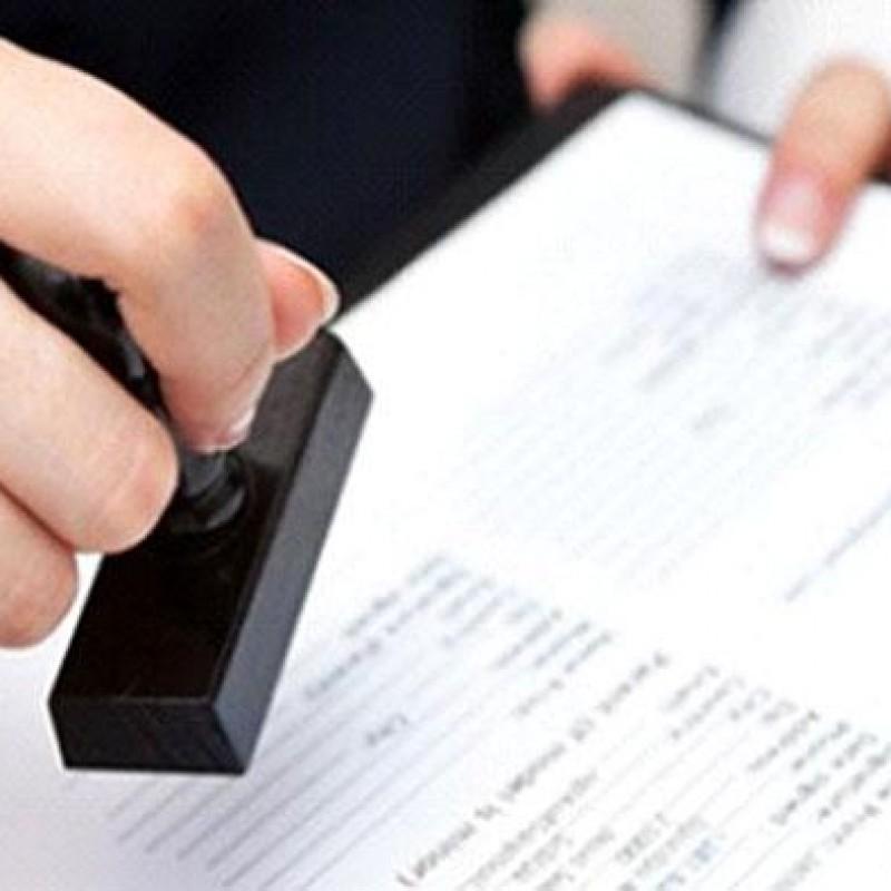 Imagem: Certificado de Manutenção do Sistema de Segurança |Tecnofire