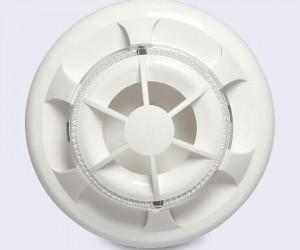 Detector de incêndio termovelocimétrico