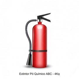 Recarga e manutenção de extintores de incêndio