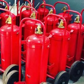 Extintor de incêndio em São Matheus