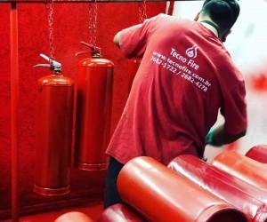 Onde comprar equipamentos contra incêndio em São Paulo
