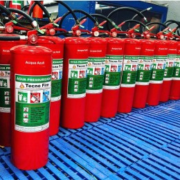 Extintor de incêndio de Água Pressurizada